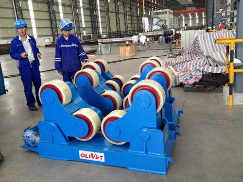 #WeldingRotator is a kind of welding auxiliary equipment