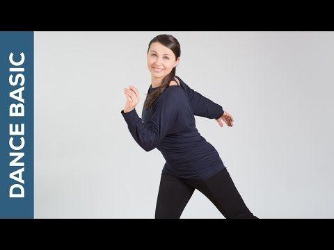 Fun Dance Workout Basic - Einfach & mit viel Spaß tanzen lernen für Anfänger - Tanz mit Anna - HD - YouTube