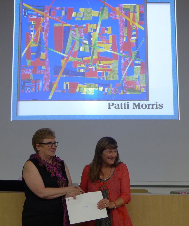 Fairfield sponsored an award for the National Juried Show