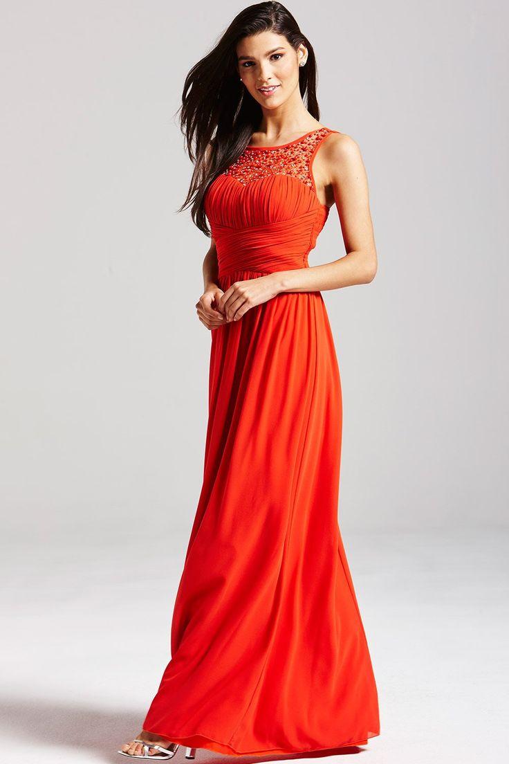 orange-embellished-maxi-dress
