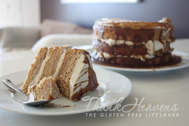 Failsafe Toffee Cake.. Layers & layers of crazy good! Step-by-step recipe, Safe on the elimination diet too