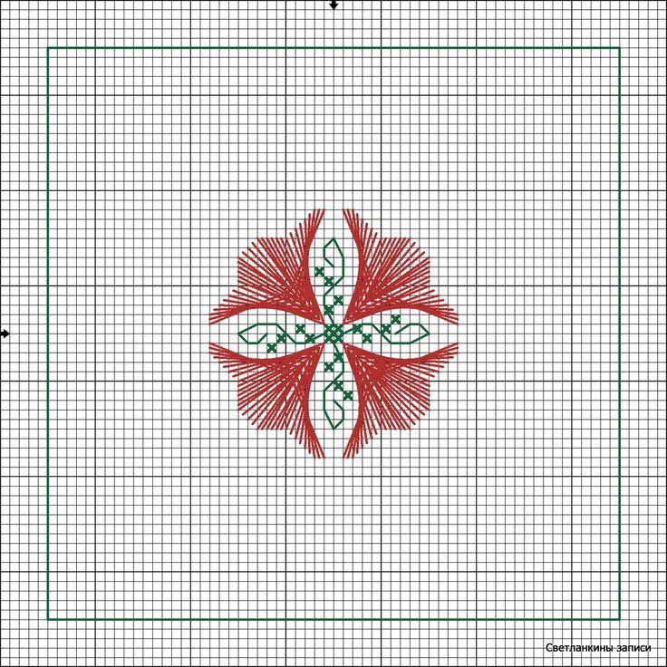 Mejores 12 imágenes de Embroidery Stitches en Pinterest | Puntos de ...