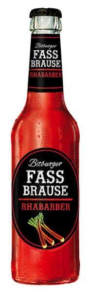Bitburger Fass Brause Rhabarber | Bitburger