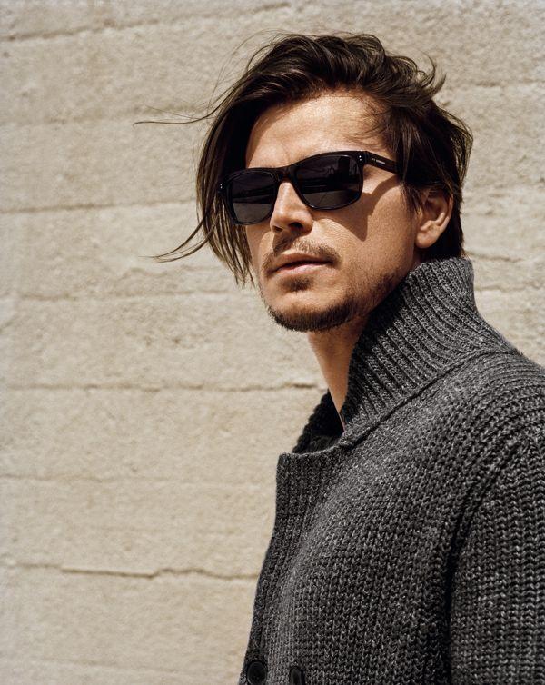 Josh Hartnett ist das neue Gesicht für Marc O' Polo Eyewear