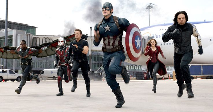 'Captain America: Civil War' May Have 3 Post-Credit Scenes -- Anthony and Joe Russo reveal they had always planned to reveal 'Spider-Man' in a 'Captain America 3' trailer, while teasing multiple end credit scenes. -- http://movieweb.com/captain-america-civil-war-post-credit-scenes/