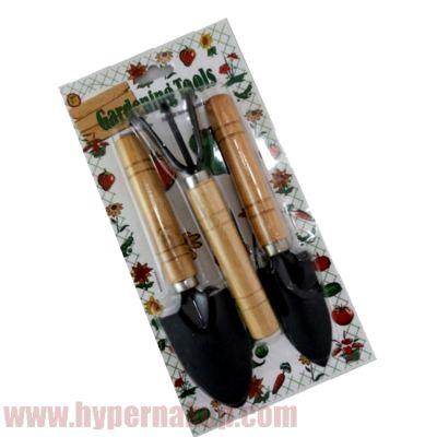 Praktické náradie pre prácu v záhone alebo v črepníkoch.Špecifikáciemateriál kov+bambusrozmer balenia 23x12 cmnaradie-3v1-pre-zahradkarov-mini