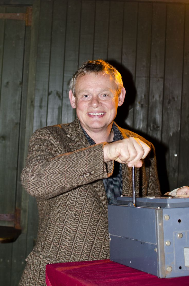 Martin Clunes has been awarded an OBE in the Queens Birthday honours for services to drama, charity and the community in Dorset.