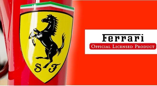 折りたたみ 自転車 20インチ 折り畳み自転車 フェラーリ Ferrari :MG-FR20:LANRAN - 通販 - Yahoo!ショッピング