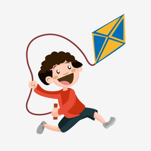 Little Boy Flying Kite Element Cartoon Character Fly A Kite Little Boy Png Transparent Image And Clipart For Free Download Kite Kite Flying Cute Pink Background