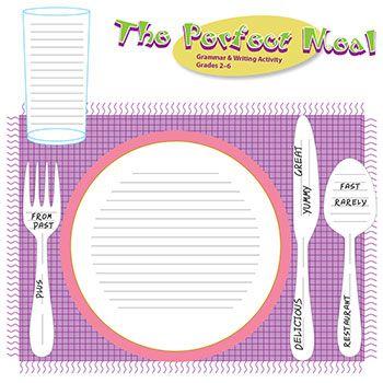 Favorite meal essay