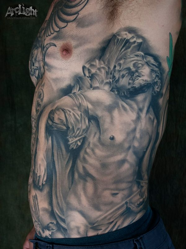 This artist is just incredible arclight tattoo studio for Best tattoo artists in ohio