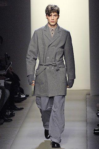 Bottega Veneta Fall 2008 Menswear - Collection - Gallery - Look 1 - Style.com