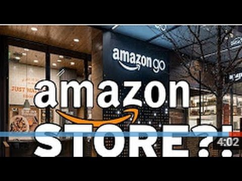Amazon Go introducing the amazon store 2016 the world best shopping tech...