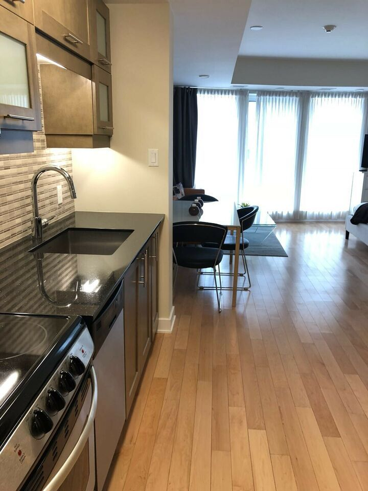 Luxury Furnished Studio In The Heart Of Downtown Apartments Condos For Rent Ottawa Kijiji Downtown Apartment Condos For Rent Studio Condo