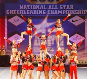 MY CHEER SQUAD CAN DO THIS!!!