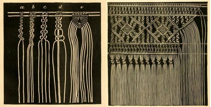 Driftwood Macrame, Decorative Knots, Stitch Book, Lace Curtains, Macrame Tutorial, Macrame Knots, London Street, Knitting Stitches, Craft Gifts