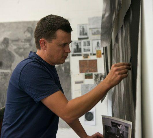 Tom Nicholson - In the Studio