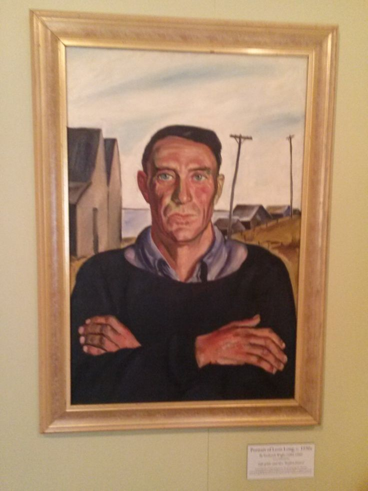 Portrait of Leon Long circa 1930's. By Frederick Wight. Leon Long was a Chatham fisherman. He drowned, age 59 when his ship sank dragging for mussels off Monomoy in January 1947. Long and his family lived on Stage Harbor Road across the street from Chatham Historical Society. #chatham, #capecod, #chathamhistoricalsociety, #atwoodhouse