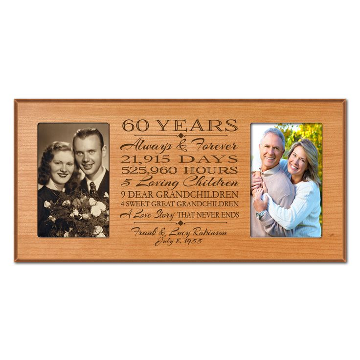 Gifts For 60th Wedding Anniversary: 171 Best 60th Anniversary Gifts Images On Pinterest