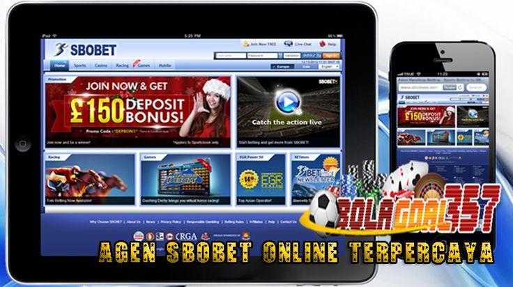 Bolagoal357.com Situs Agen Sbobet Terpercaya Indonesia, Jasa Pembuatan Akun untuk bermain Sbobet Online via Bank BCA, Mandiri, BNI dan BRI.