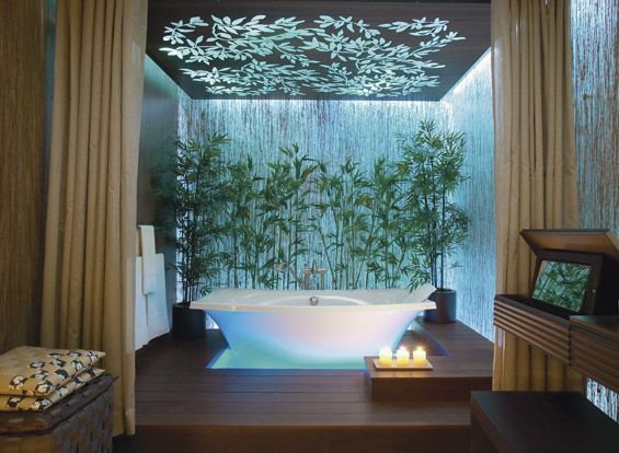 Nice place to take a bath!