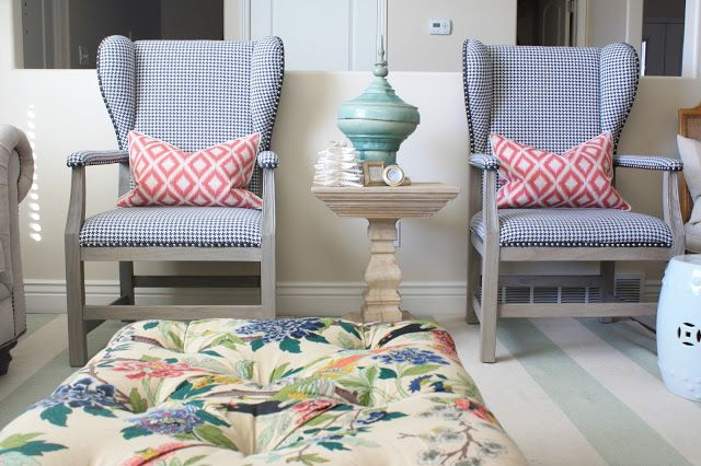 6th Street Design School | Kirsten Krason Interiors : LOVE thre chairs!