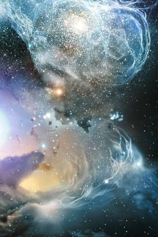 Blue Nebula In astronomy, reflection nebulae are clouds of interstellar dust which reflect the light of a nearby star or stars