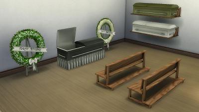 Mod The Sims - Downloads -> necrodog