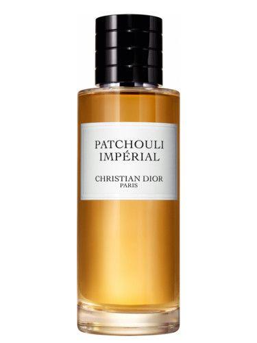 Patchouli Imperial Christian Dior Pour Homme Et Femme Fragrance