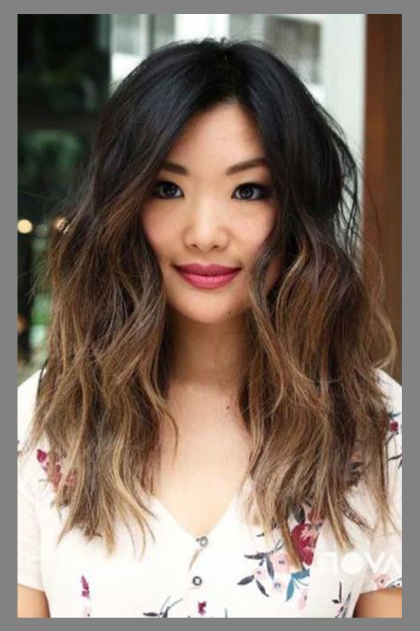 43+ Haircut and haircolor for round faces inspirations