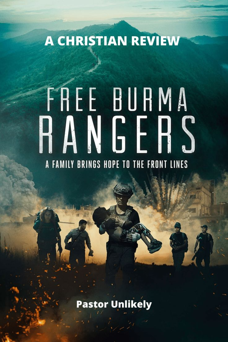 free burma rangers movie summary