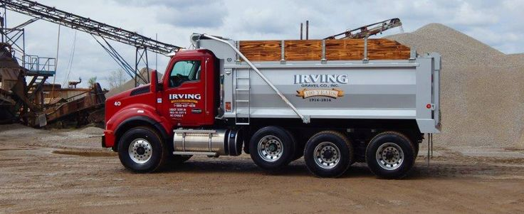 gravel hauling trucking companies | Hauling Services | Truck Hauling | Fort Wayne, IN