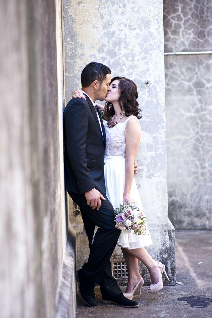 'First Look' Brisbane Powerhouse wedding photography | Laura & Ivan Wedding Photography by Brisbane wedding photographer Boots Photography