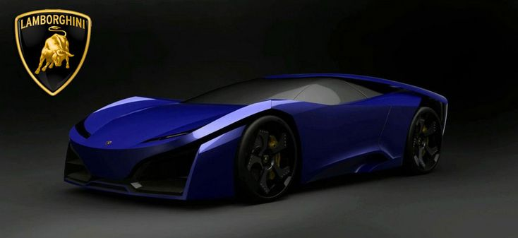 Lamborghini Madura - Design Concept for the First Hybrid Lamborghini