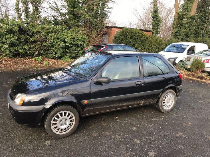 eBay: ford fiesta 1.25 black edition SPARES OR REPAIR #carparts #carrepair