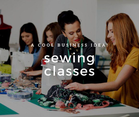 Sewing Classes: A Cool Business Idea – So Sew Easy #cleaning #business http://bank.remmont.com/sewing-classes-a-cool-business-idea-so-sew-easy-cleaning-business/  #cool business ideas # Sewing Classes: A Cool Business Idea In the last couple of years, sewing is getting new and enthusiastic interest from kids and teens, so much so that starting a sewing classes business is becoming a cool idea! We ve written a lot before sewing for profit. sewing and selling and how … Read More →