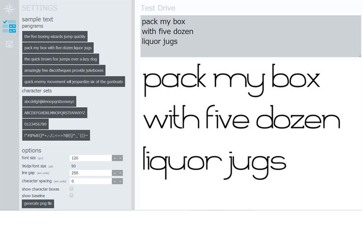 Glyphr is a free, html5 based font editor. Font design has a high barrier of entry. Professional font design programs are very complex, and ...