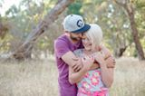 Renee Kate Photography adelaide wedding photographer country rustic engagement photo