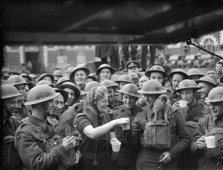 The Passion of Former Days: Tea, the Soldier's Drink