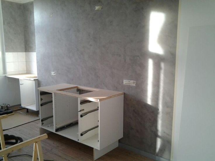 Beton Cire  BadezimmerBodenKüche1 Klick zum Angebot