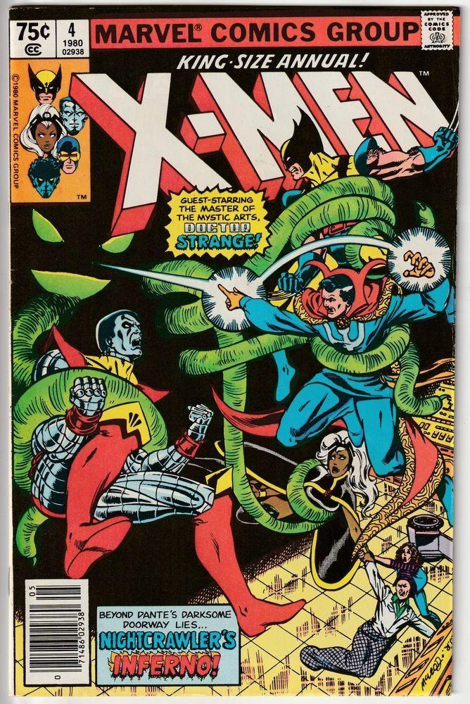 DOCTOR STRANGE ANNUAL #1 Lim Variant Marvel NM Comic