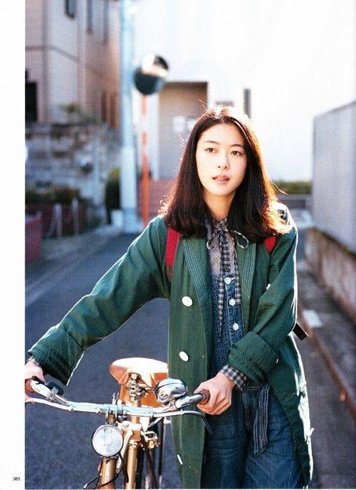 Ueno Juri on Ride