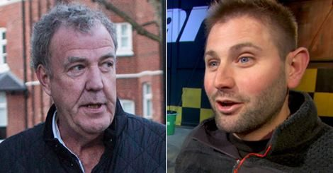osCurve News: Jeremy Clarkson suspended after 'punching Top Gear...