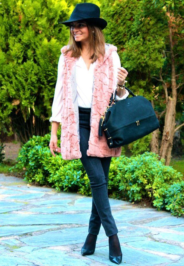 Limoneta : Pink vest / Limoneta : Chaleco rosa (Oh My Looks)