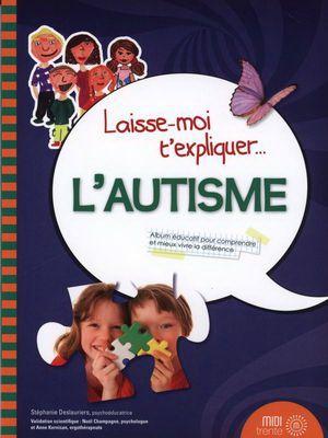 31997000949057  La narratrice est une petite fille, Coralie 8 ans, dont le frère est autiste. Elle explique donc dans un langage de son âge ce qu'est l'autisme ainsi que la façon dont on doit s'adapter à la situation. La présentation est dynamique, il y a des dessins, on utilise différentes typographies, des bulles informatives, etc.