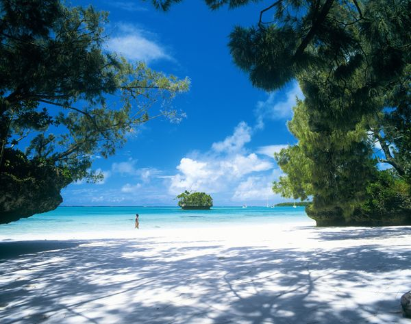 Lifou - Loyalties Islands - New Caledonia