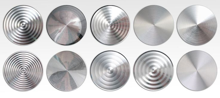 LaFrance Spinbrush textures