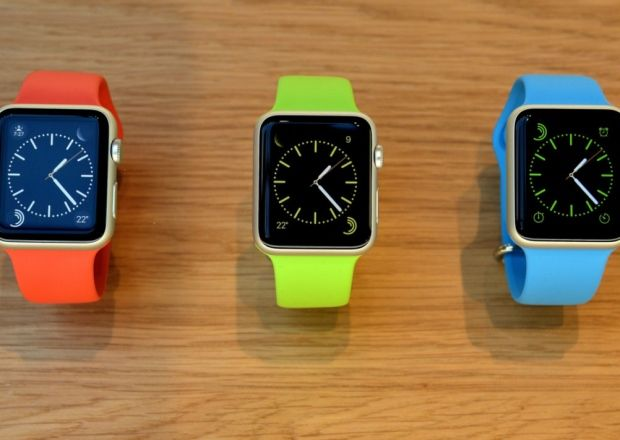 Watch this: iPhone on the wrist goes on show in Britain.