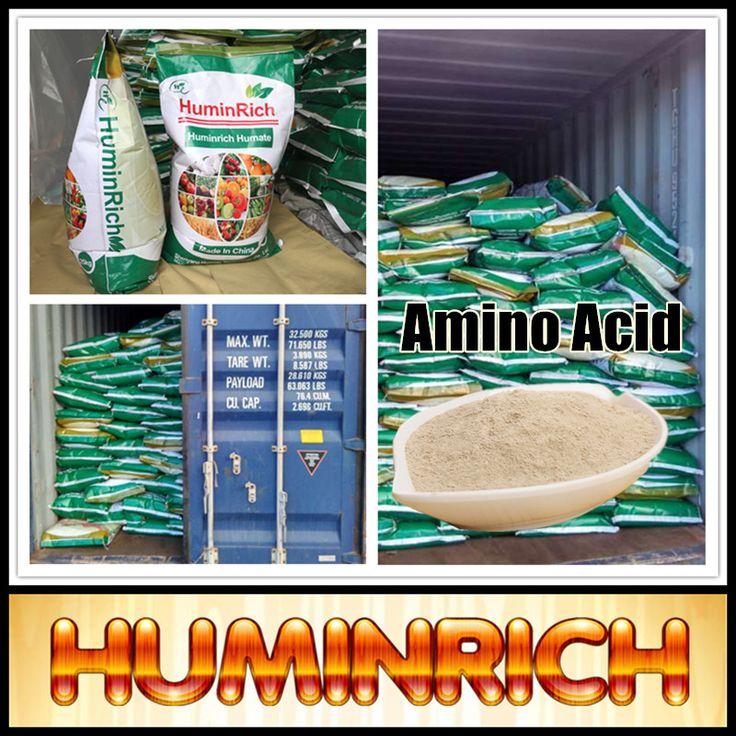 Huminrich Shenyang Humate Compound Fertilizer Amino Acid Buy Protein Powder Bulk