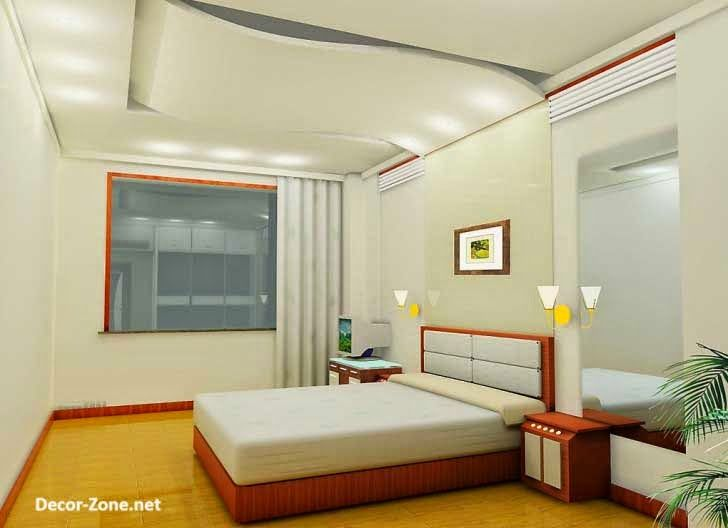 Wonderful ceiling and wall designs modern bedroom with unique ceiling design beauty design ceiling for your bedroom decorating ideas